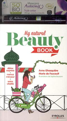 9782212556353: My natural beauty book
