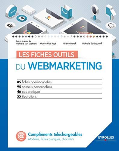 9782212556919: Les fiches outils du webmarketing