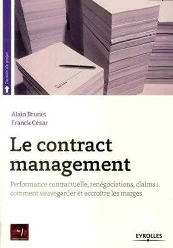 9782212557961: Le contract management