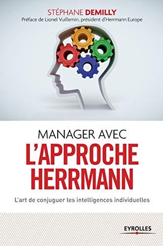 9782212558067: Manager avec l'approche Herrmann