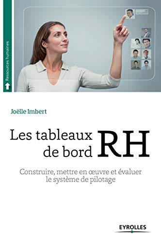Les tableaux de bord RH: Joelle Imbert