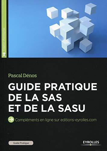 9782212558890: Guide pratique de la SAS et de la SASU