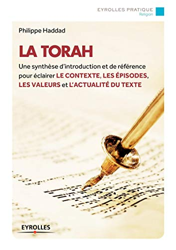 TORAH (LA) N.É.: HADDAD PHILIPPE