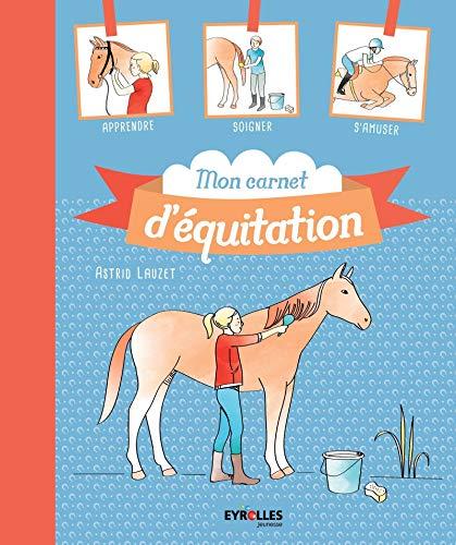 MON CARNET D'ÉQUITATION: LAUZET ASTRID