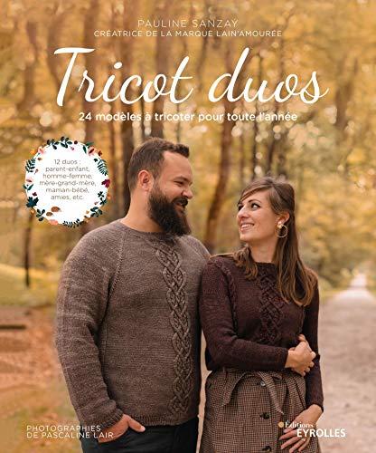 9782212679069: Tricot duos : 24 modèles à tricoter pour toute l'année