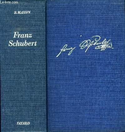 9782213003740: Franz Schubert (French Edition)