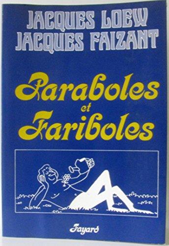 9782213006024: Paraboles et fariboles (French Edition)