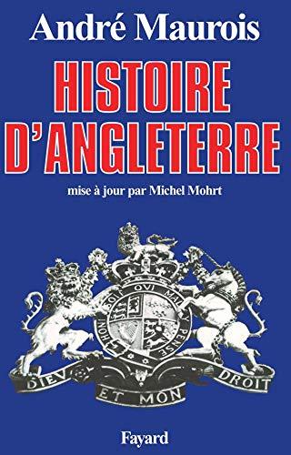 9782213006215: Histoire d'Angleterre