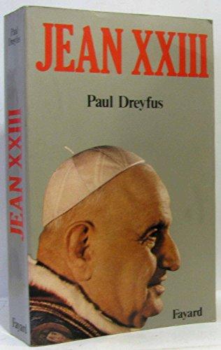 9782213006963: Jean XXIII (French Edition)