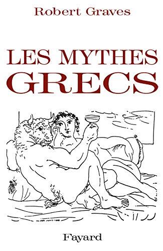 9782213008202: Les Mythes grecs, édition intégrale