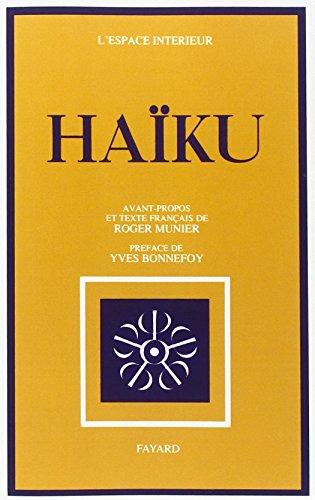 9782213008837: Ha�ku