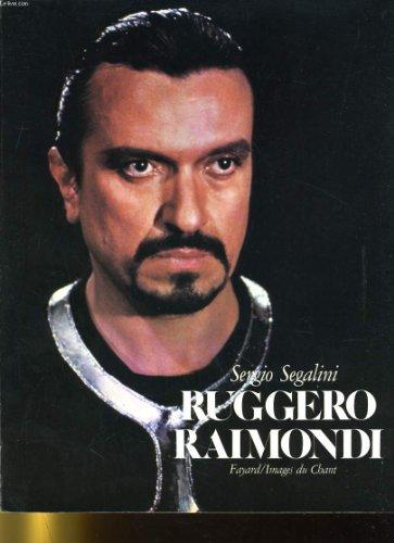 9782213010175: Ruggero Raimondi (Images du chant)