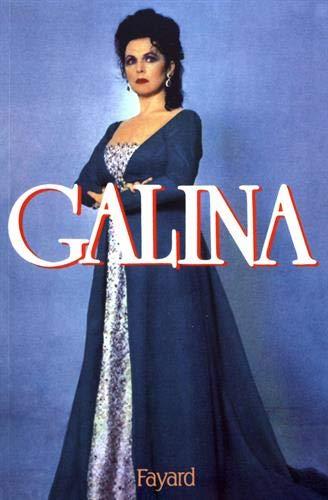 9782213016634: Galina : Histoire russe