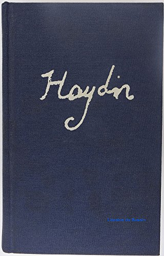 9782213016771: Joseph Haydn (Musiciens d'aujourd'hui)