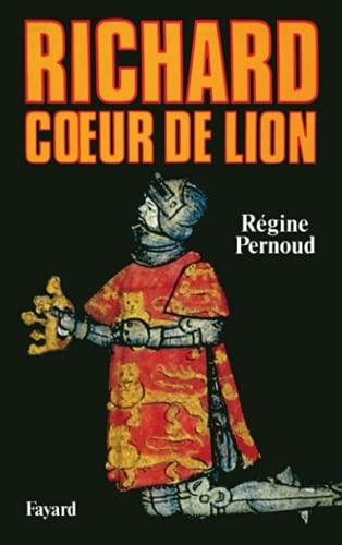 9782213017372: Richard Cœur de Lion (French Edition)