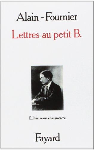 9782213017488: Lettres au Petit B (French Edition)