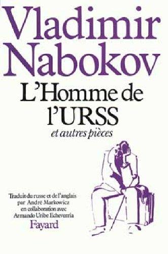 L'Homme de l'URSS et autres pièces (2213019401) by [???]