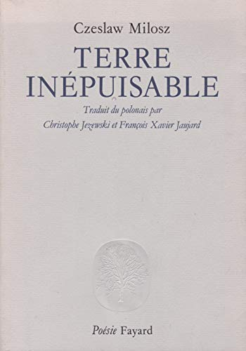 9782213019710: Terre inépuisable