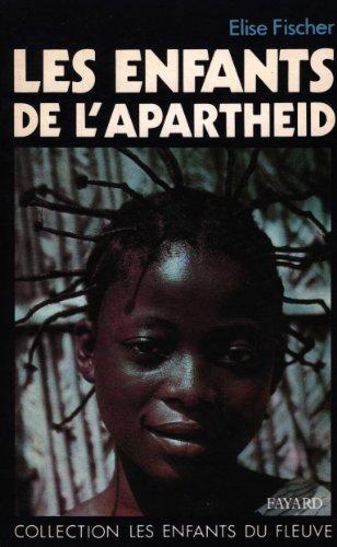 9782213021287: Les Enfants de l'apartheid