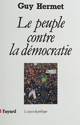 9782213021638: Le peuple contre la démocratie