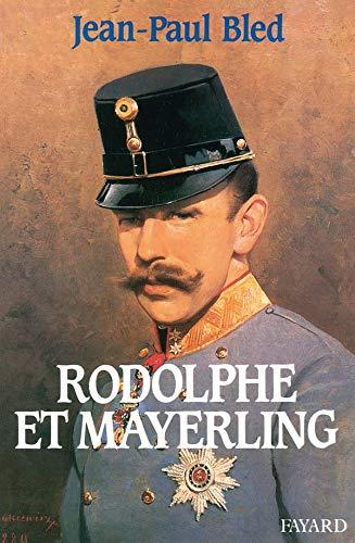 9782213022987: Rodolphe et Mayerling