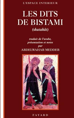 9782213023823: Les Dits de Bistami (shatahât)