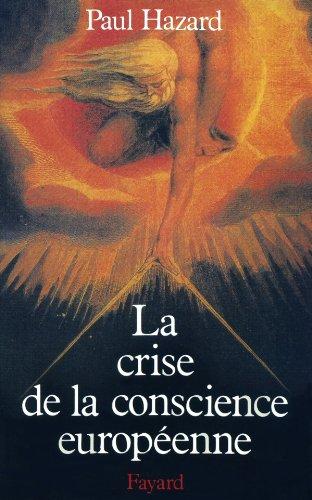 9782213024370: La Crise de la conscience européenne, 1680-1715