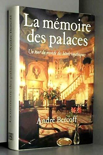 9782213027241: La mémoire des palaces 121997