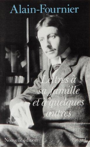 9782213028187: Lettres à sa famille et à quelques autres (French Edition)