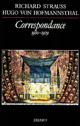 9782213029092: Correspondance : [1900-1929]