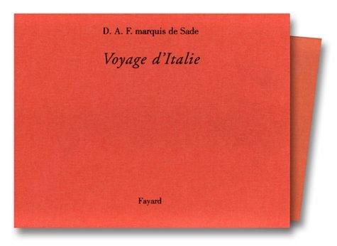 9782213029887: Voyage d'Italie, coffret 2 volumes