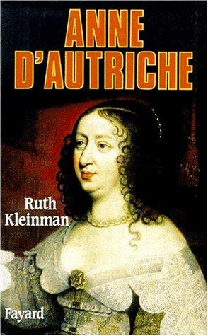 9782213030302: Anne d'Autriche