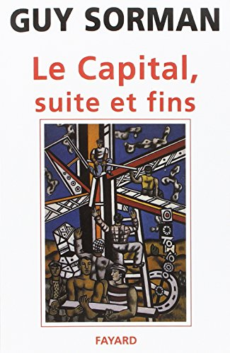 Le capital, suite et fins