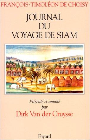 9782213594101: Journal du voyage de Siam
