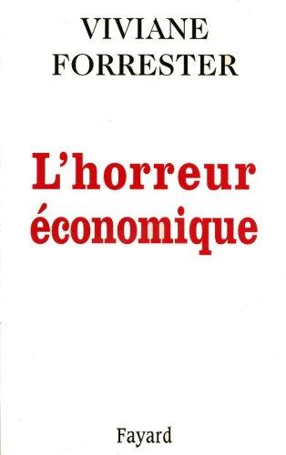9782213597195: L'horreur économique
