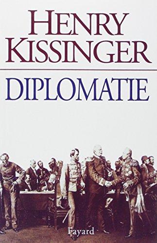 DIPLOMATIE: KISSINGER HENRY
