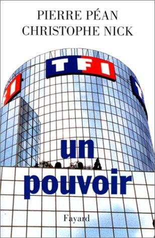 9782213598192: TF1, un pouvoir (French Edition)