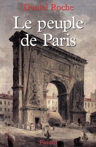 9782213600444: Le Peuple de Paris. Essai sur la culture populaire au XVIIIe siècle