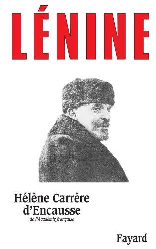 LÉNINE: CARRÈRE D'ENCAU HÉLÈNE