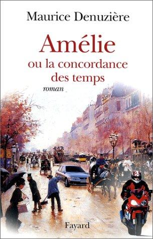 9782213608778: Amélie ou la concordance des temps
