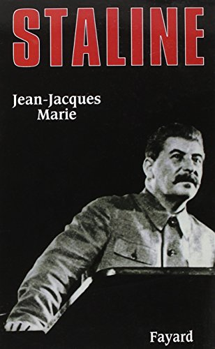 STALINE: MARIE JEAN-JACQUES