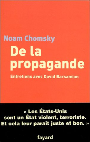 9782213612669: De la propagande