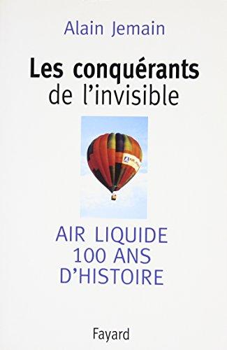 9782213612881: Les conquerants de l'invisible (French Edition)
