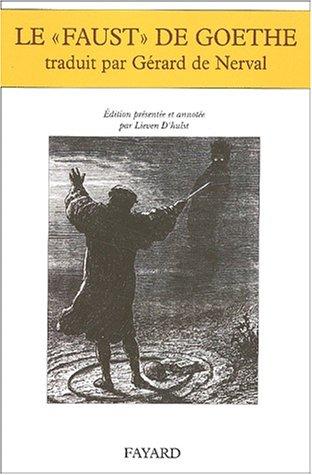 9782213613840: LeFaust de Goethe