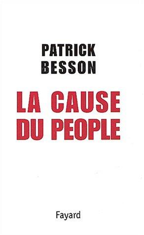 9782213614496: La cause du people