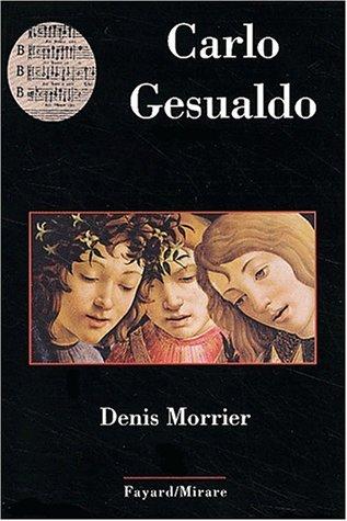 9782213614649: Gesualdo