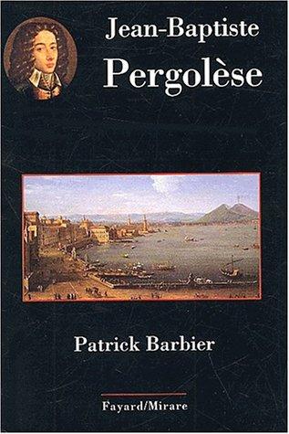 9782213614700: Jean-Baptiste Pergolèse (Musique (56))