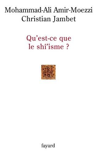 9782213619231: Qu'est-ce que le shi'isme