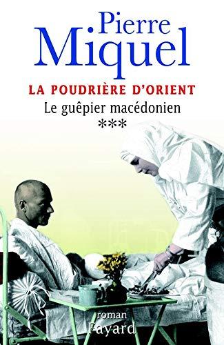 9782213619552: La Poudrière d'Orient, Tome 3 (French Edition)