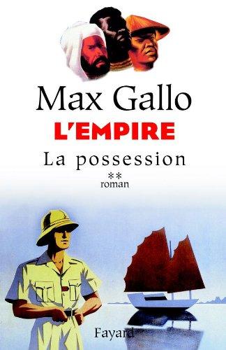 9782213619576: L'Empire, Tome 2 : La Possession